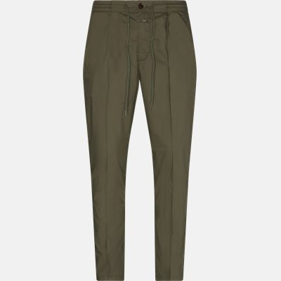 Vigo Tapered Pants Regular | Vigo Tapered Pants | Army