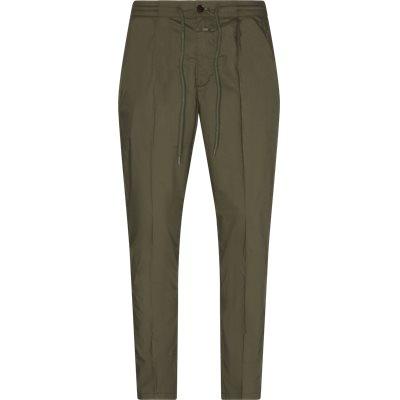 Vigo Tapered Pants Regular fit | Vigo Tapered Pants | Army