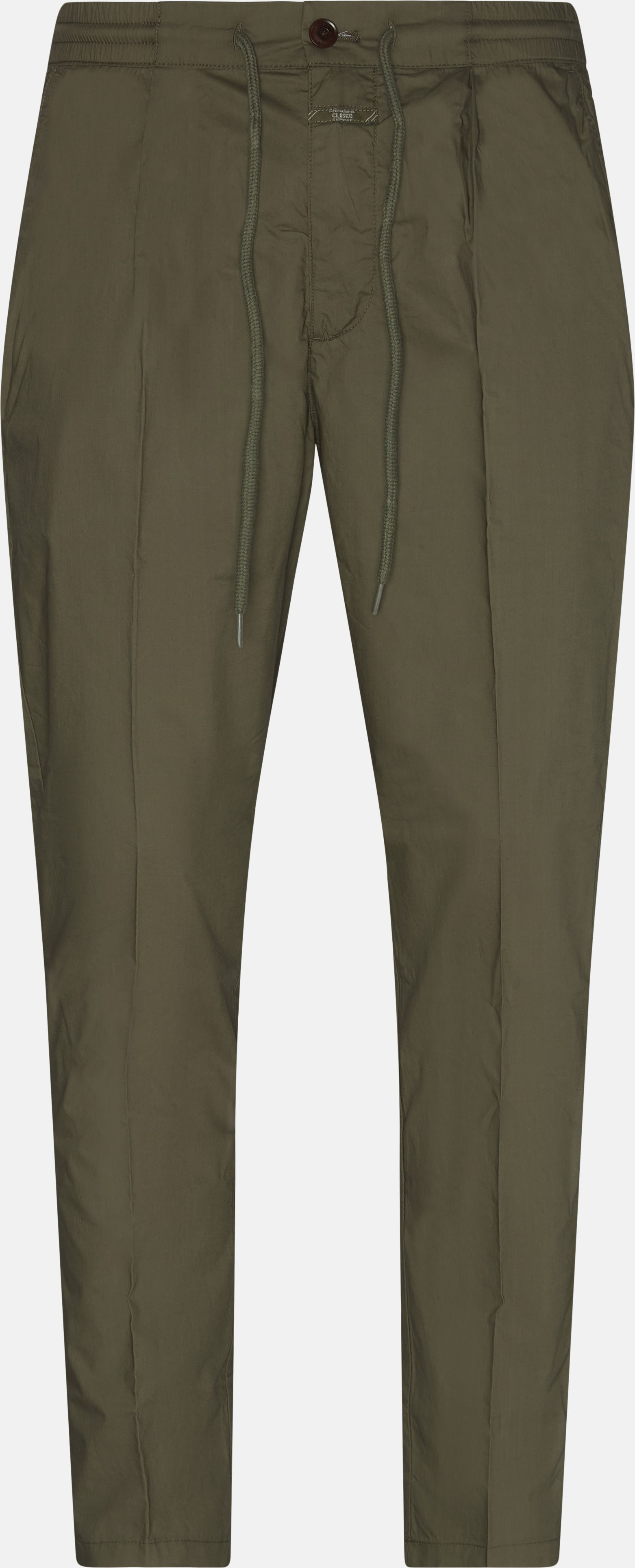 Vigo Tapered Pants - Bukser - Regular - Army