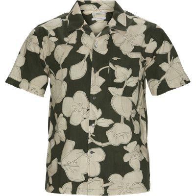 Short Sleeved Shirt Regular fit   Short Sleeved Shirt   Army