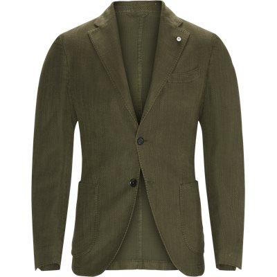 Blazer Slim fit | Blazer | Army