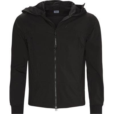 Shell-R Medium Goggle Jacket Regular fit | Shell-R Medium Goggle Jacket | Sort
