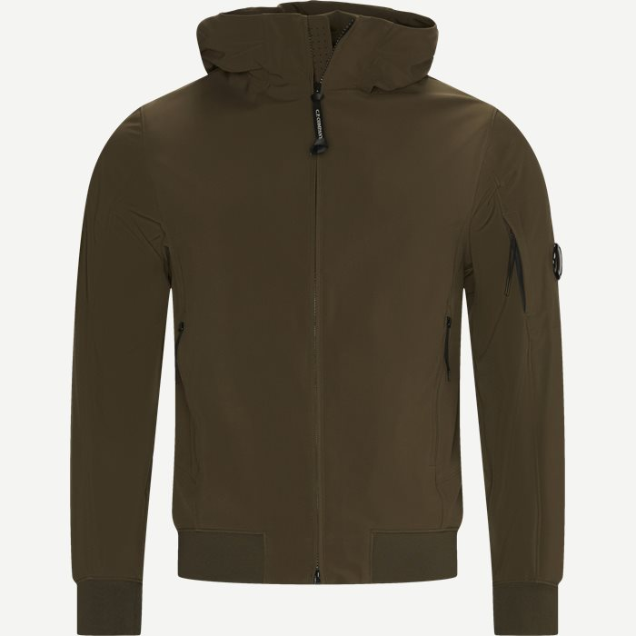 Shell-R Jacket - Jakker - Regular - Army