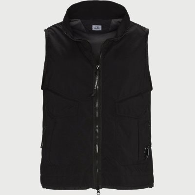 Taylon P Vest Regular fit | Taylon P Vest | Sort