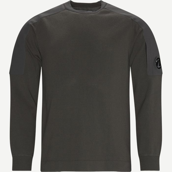 Strickwaren - Regular - Grau