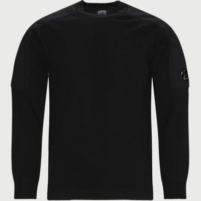 Cotton Mixed Sweater Regular | Cotton Mixed Sweater | Black