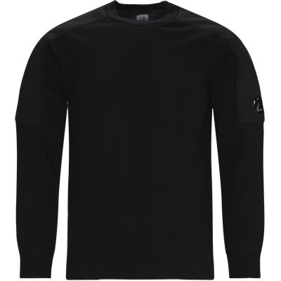 Cotton Mixed Sweater Regular fit | Cotton Mixed Sweater | Black
