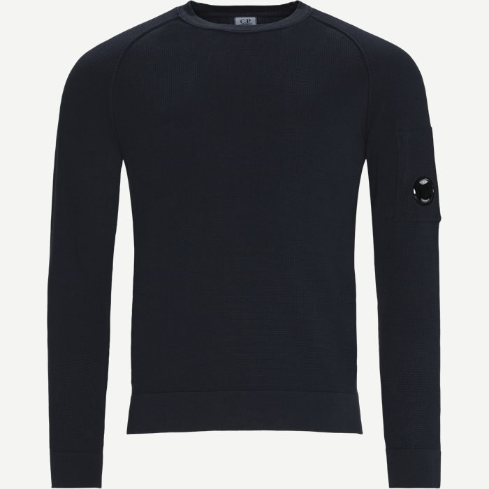 Strickwaren - Regular - Blau