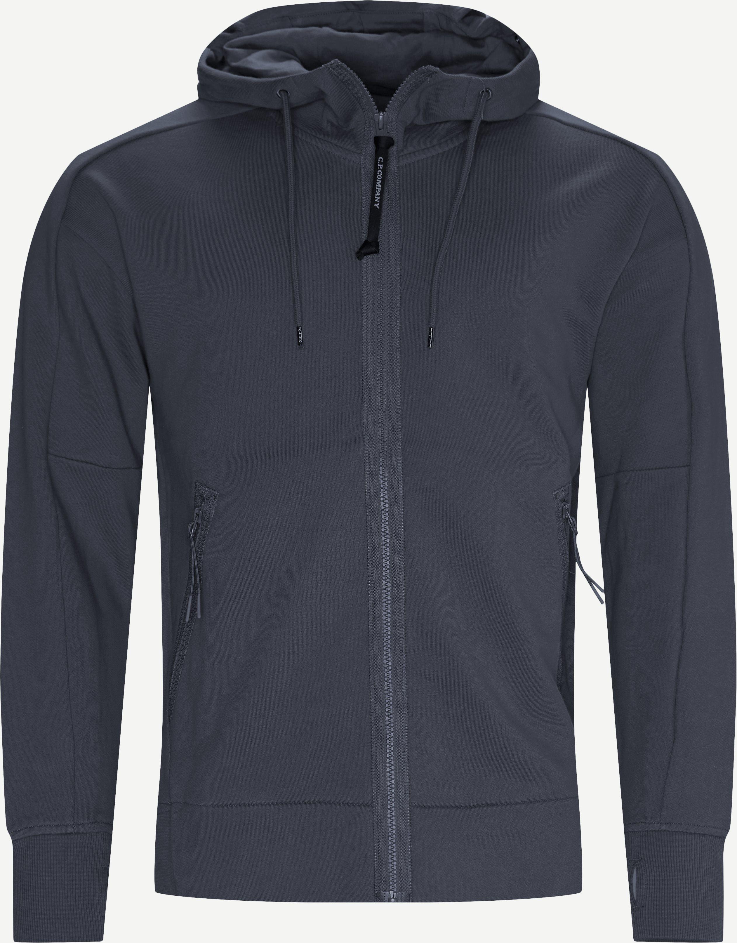 Hoodie  - Sweatshirts - Regular fit - Grå