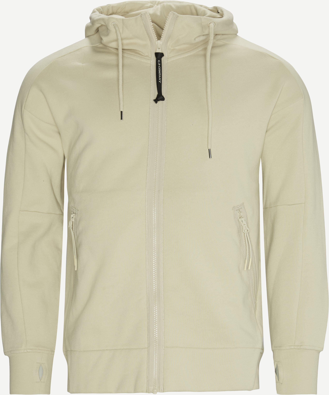 Hoodie  - Sweatshirts - Regular fit - Sand