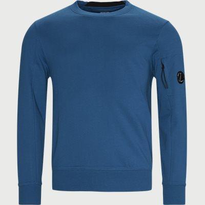 Garment Dyed Light Fleece Lens Crew Sweat Regular fit | Garment Dyed Light Fleece Lens Crew Sweat | Blue