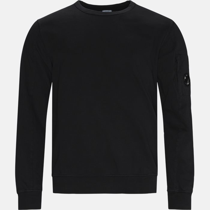 Long-sleeved t-shirts - Regular - Black