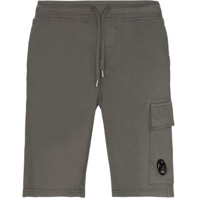 Regular fit | Shorts | Grå