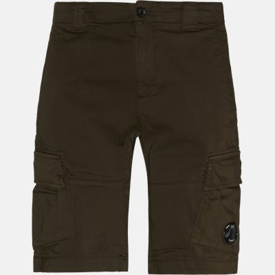 Cargo Stretch Shorts Regular | Cargo Stretch Shorts | Army