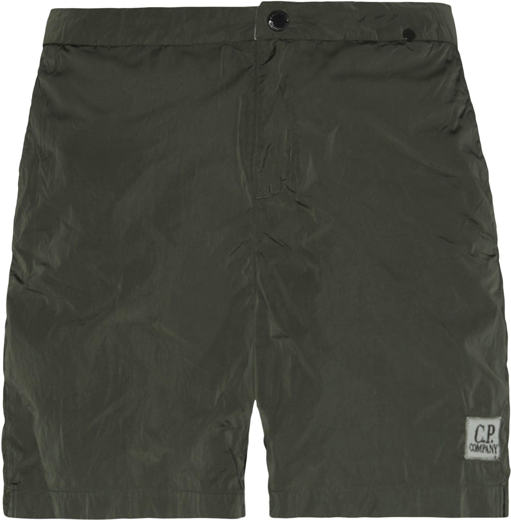 Shorts - Regular fit - Army