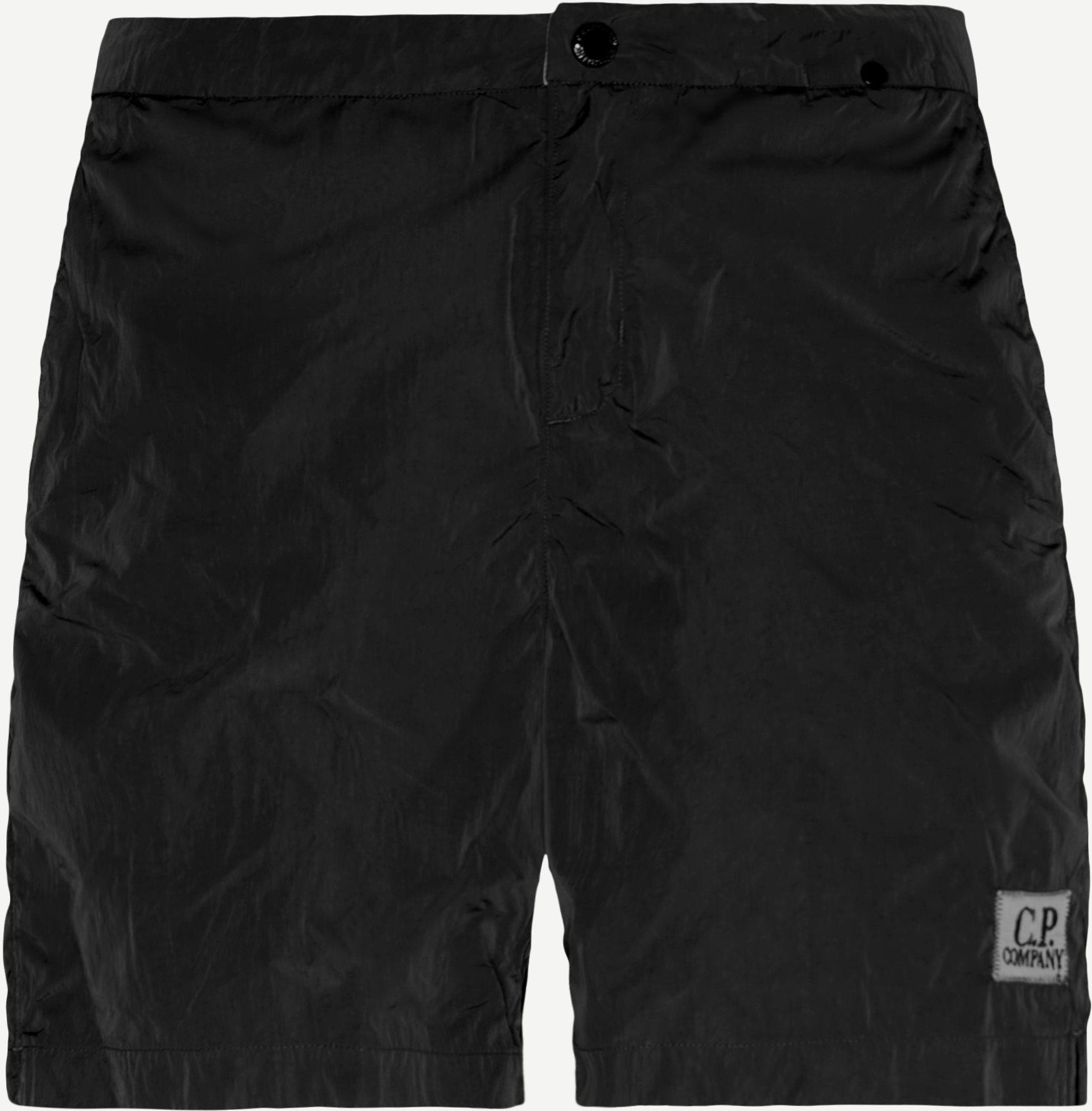 Badeshorts - Shorts - Regular fit - Sort