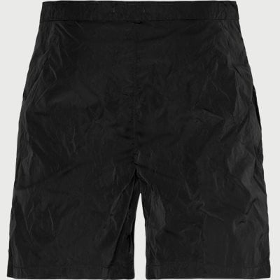 Regular fit | Shorts | Schwarz