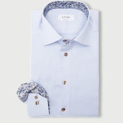 3000 79 Shirt Contemporary fit | 3000 79 Shirt | Blå