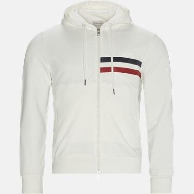 Regular | Sweatshirts | Hvid