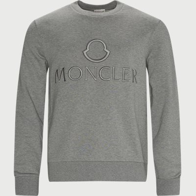 Girocollo Crewneck Sweatshirt Regular | Girocollo Crewneck Sweatshirt | Grå