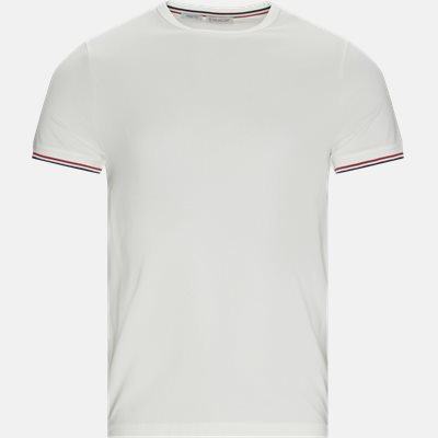 Slim fit | T-shirts | White