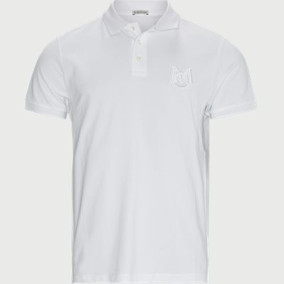Polo Manica C T-shirt Regular | Polo Manica C T-shirt | White