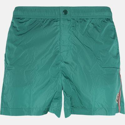 Regular | Shorts | Green