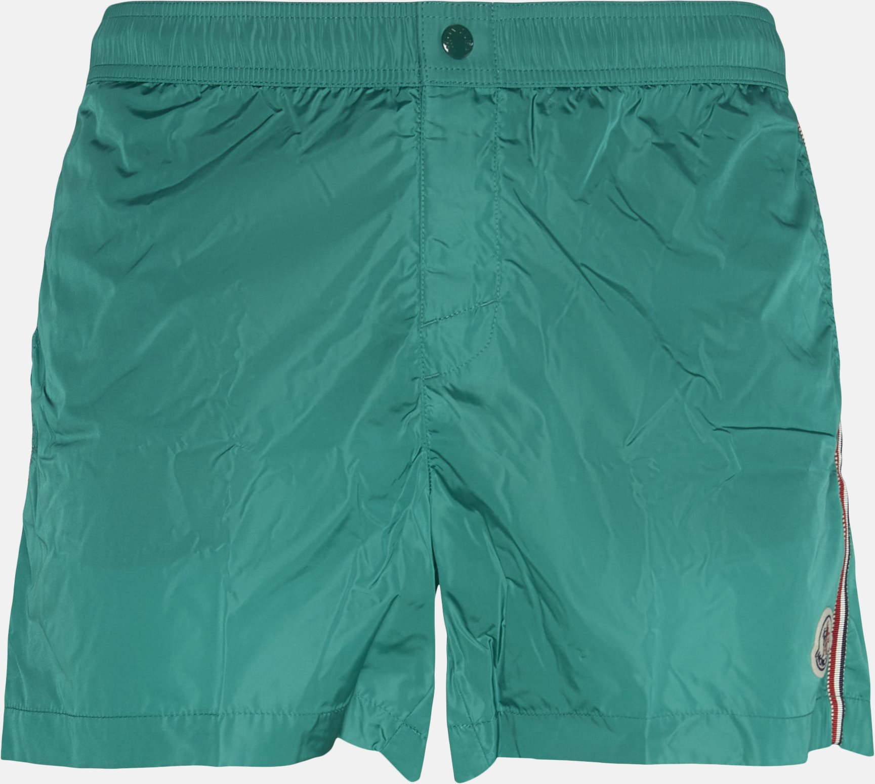 Badeshorts - Shorts - Regular - Grøn