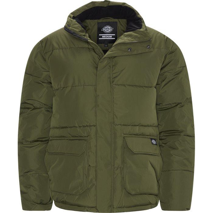 Olaton Puffa Jacket - Jackor - Regular - Grön