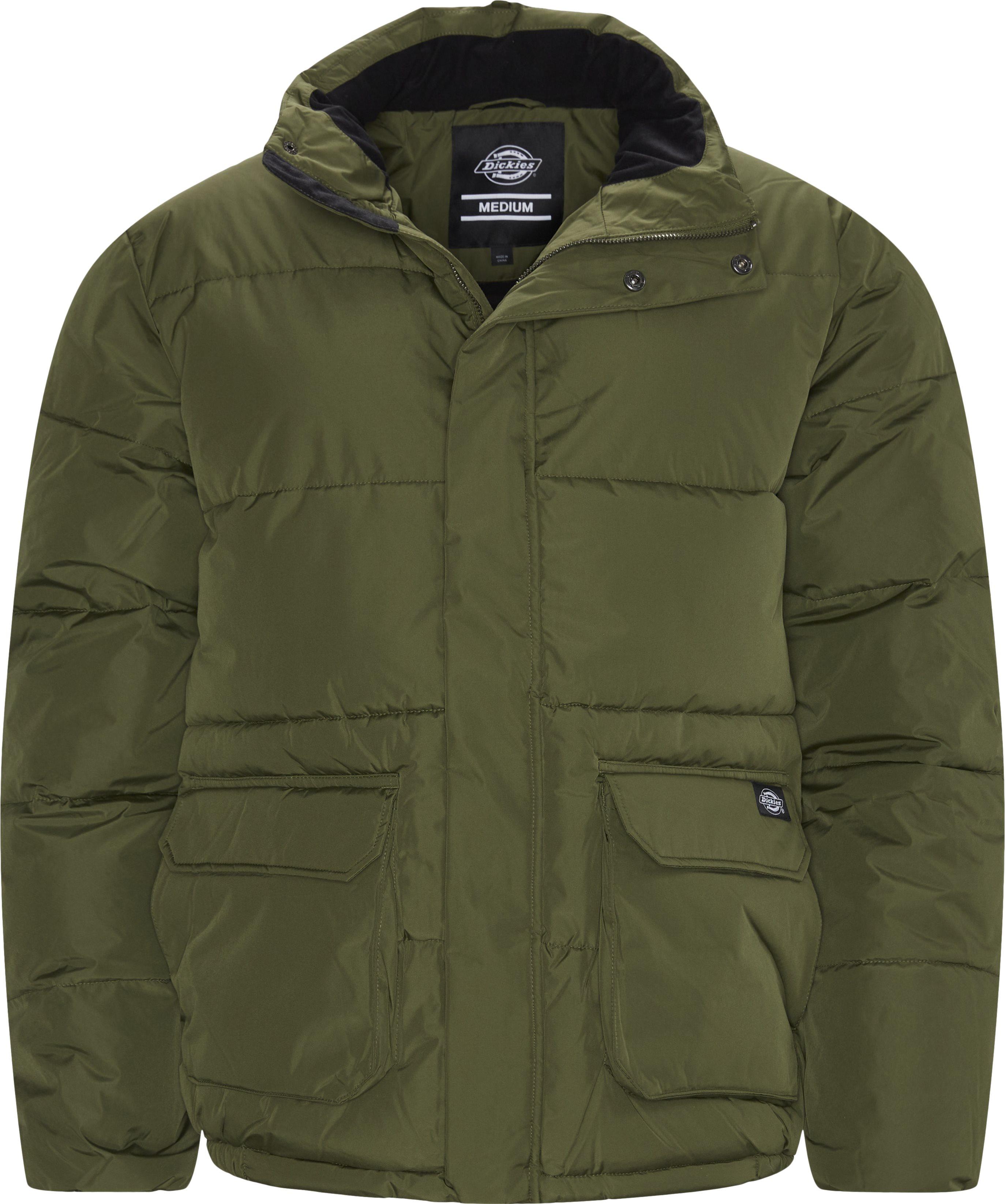 Olaton Puffa Jacket - Jackets - Regular - Green