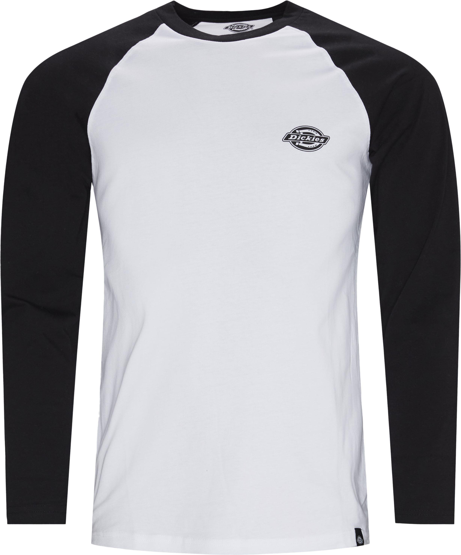 Youngsville LS Tee - T-shirts - Regular - Svart