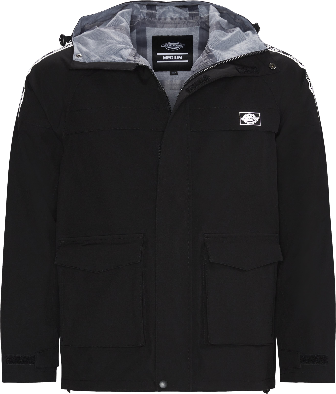 Pine Ville Jacket - Jackets - Regular - Black