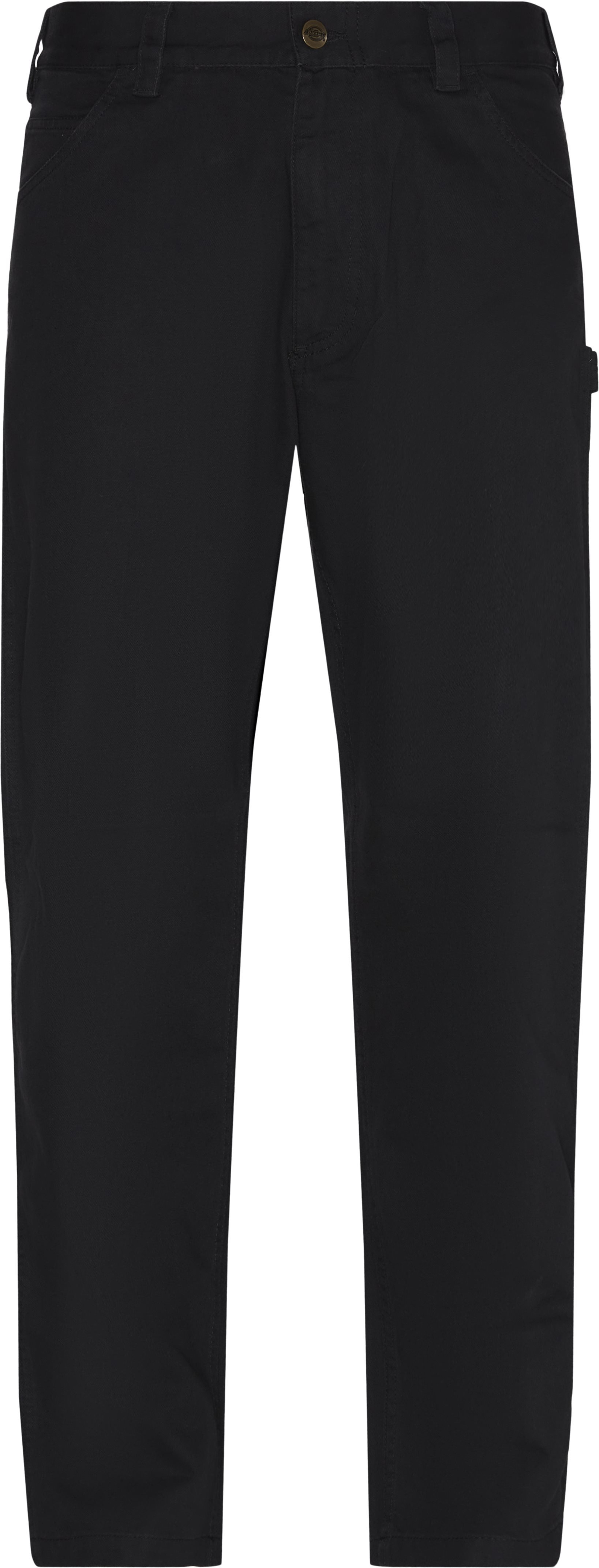 Fairdale Pant - Bukser - Straight fit - Sort