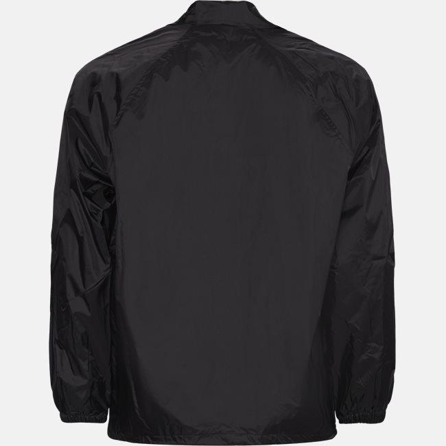 Nylon Coach Jacket