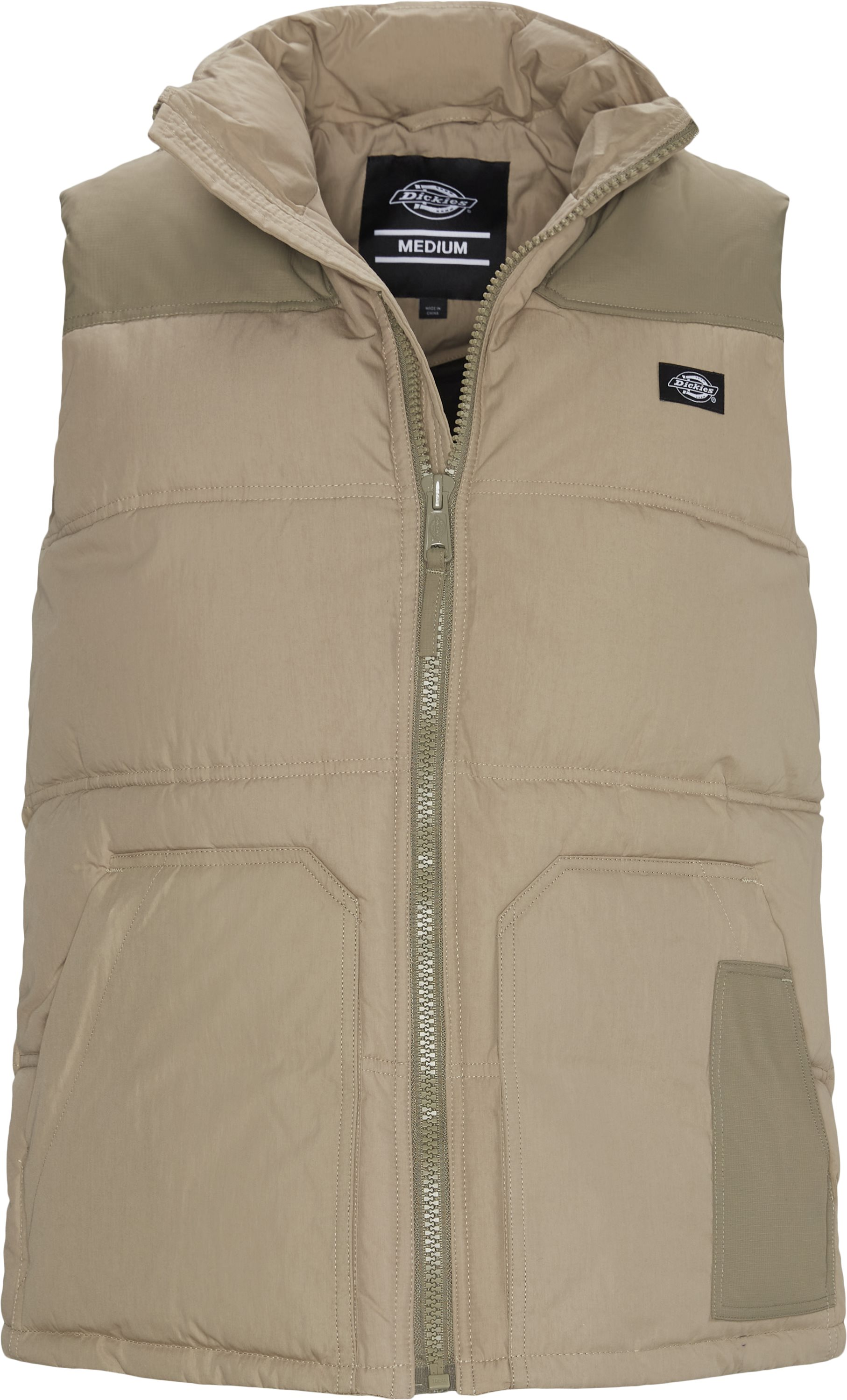 Lockport Vest - Veste - Regular - Sand