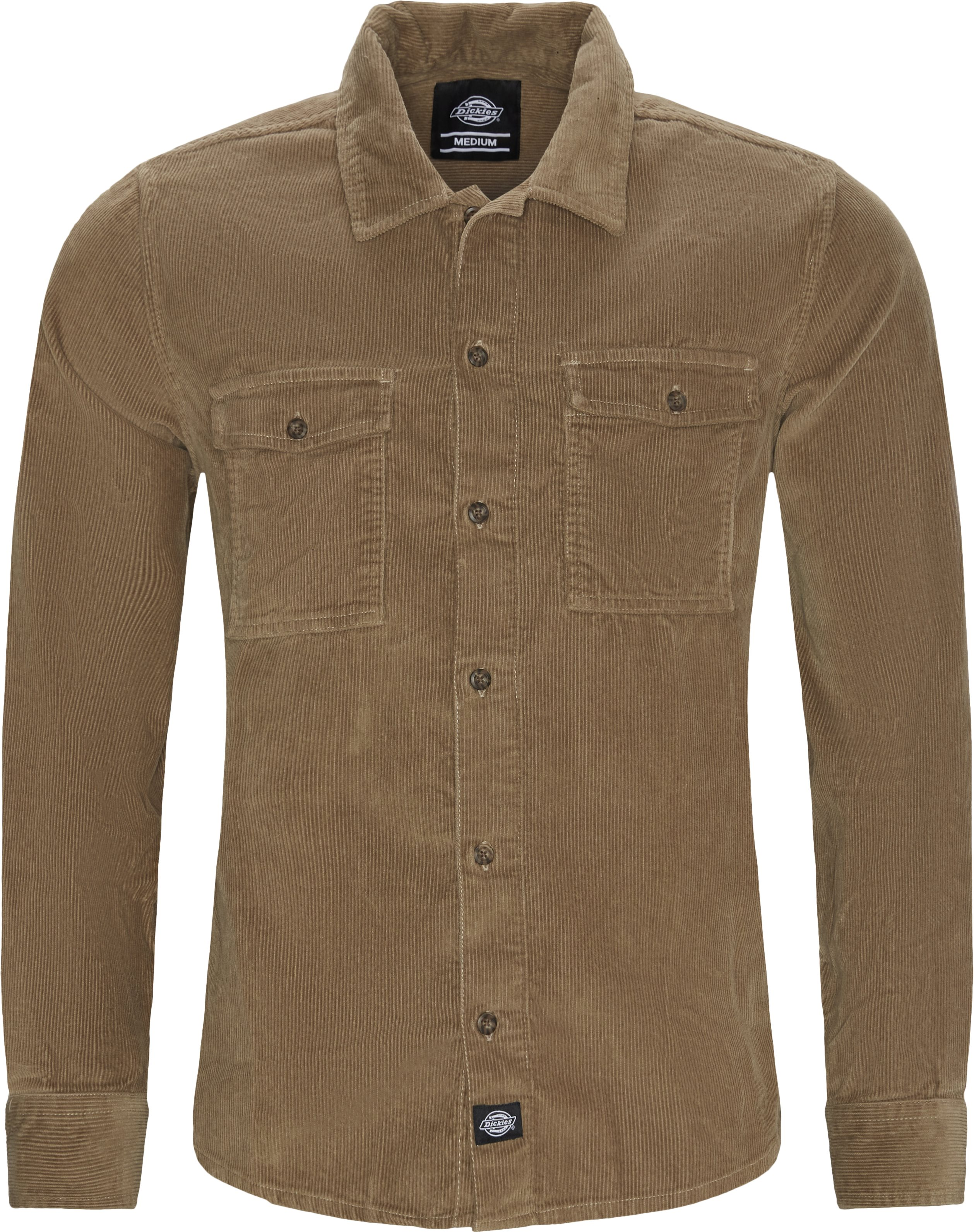Fort Polk Shirt - Skjortor - Regular - Sand