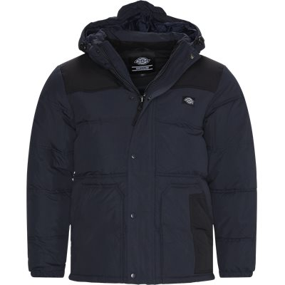 Lockport Puffa Jacket Regular | Lockport Puffa Jacket | Blå