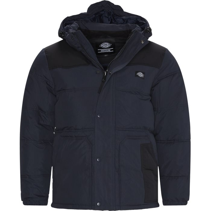 Lockport Puffa Jacket - Jackor - Regular - Blå