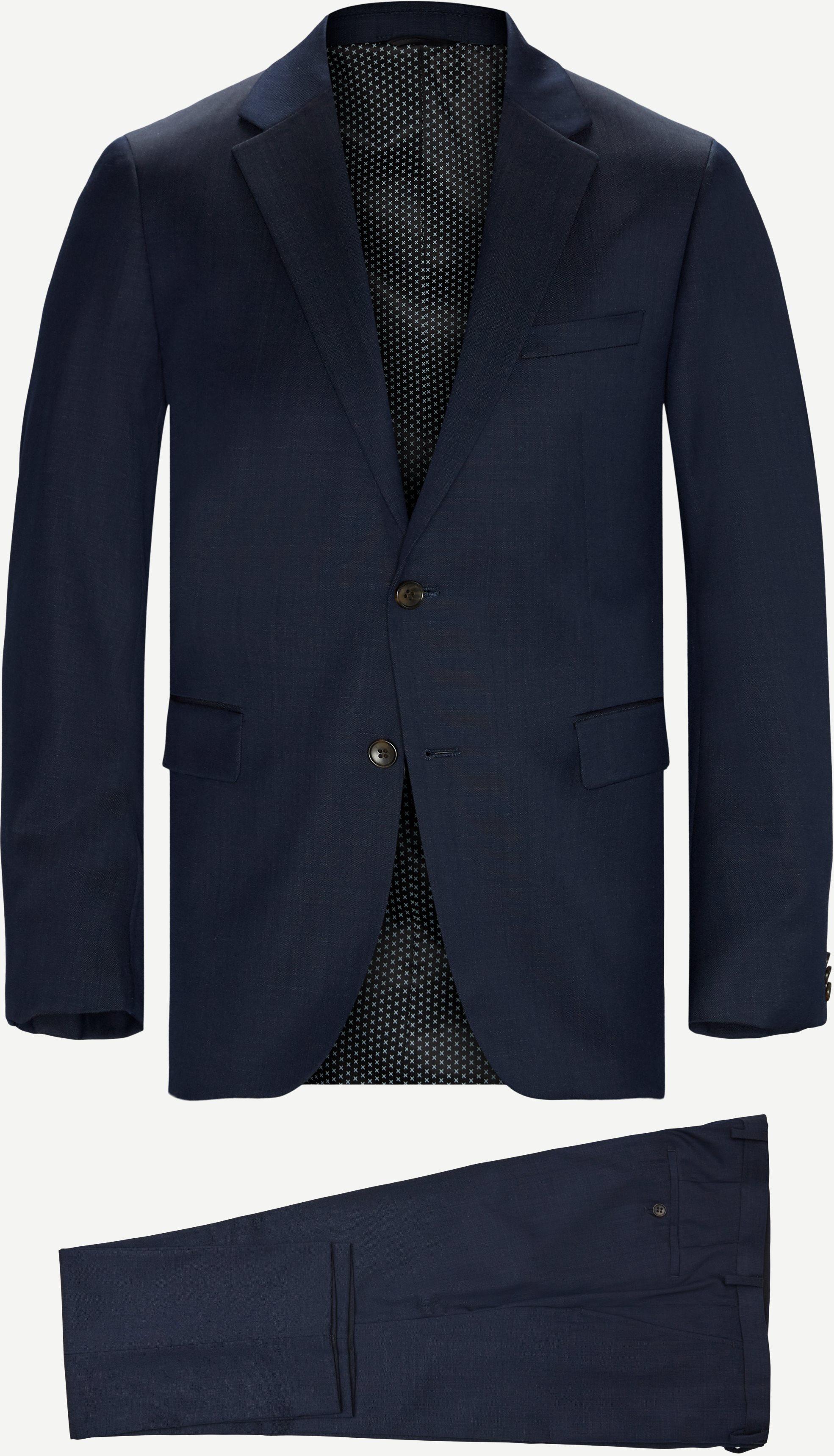 Anzüge - Regular - Blau