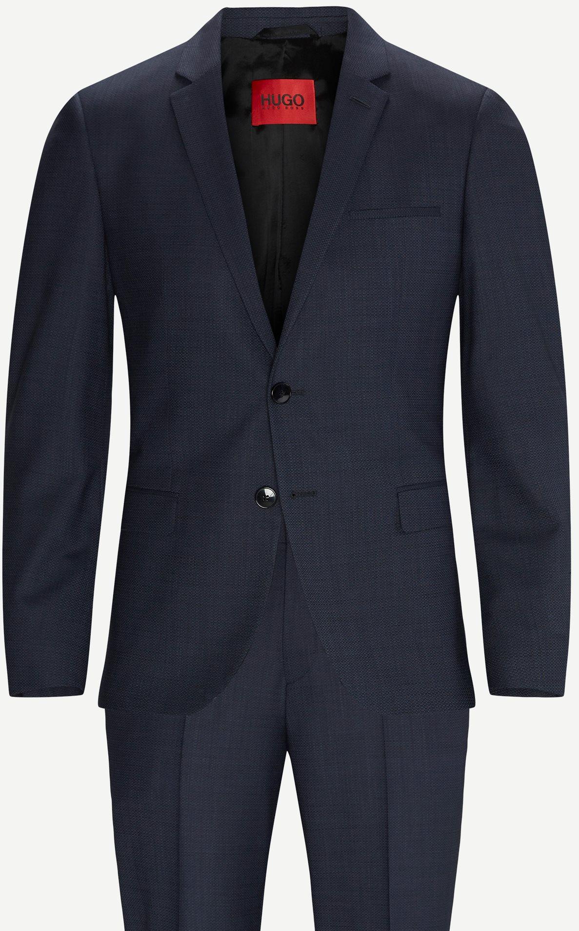 Kostymer - Slim fit - Blå