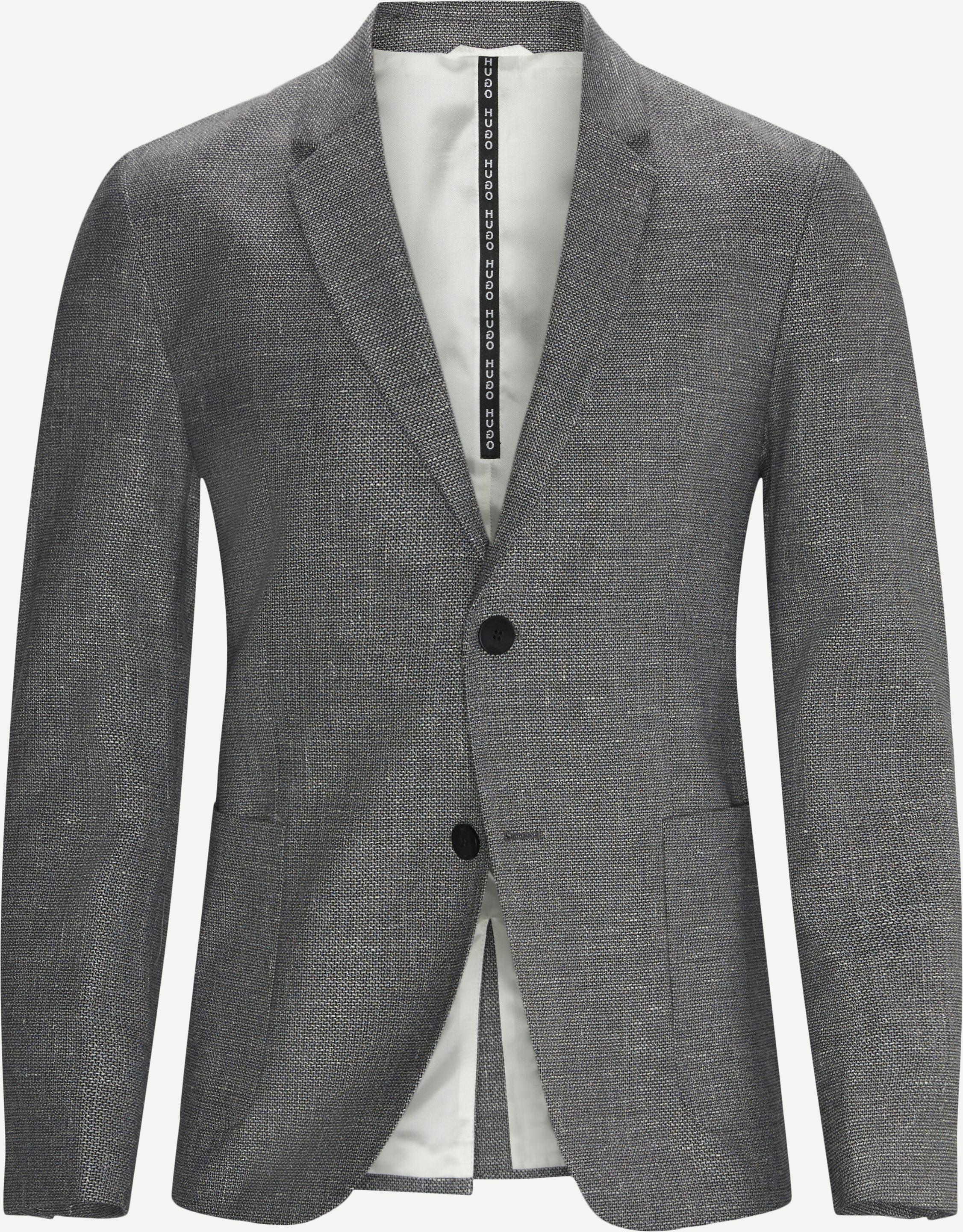 Blazers - Slim fit - Grey