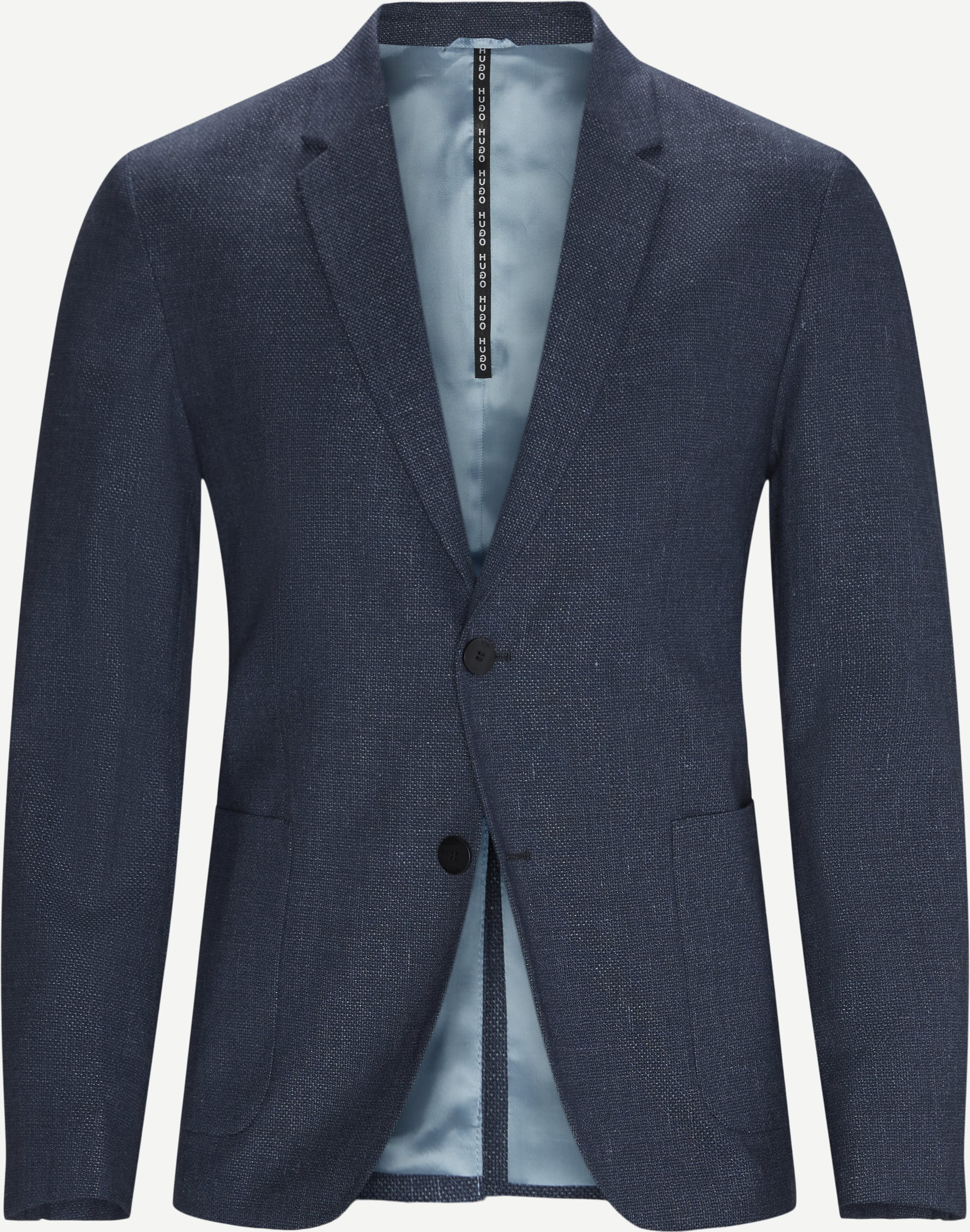 Blazer - Slim fit - Blau