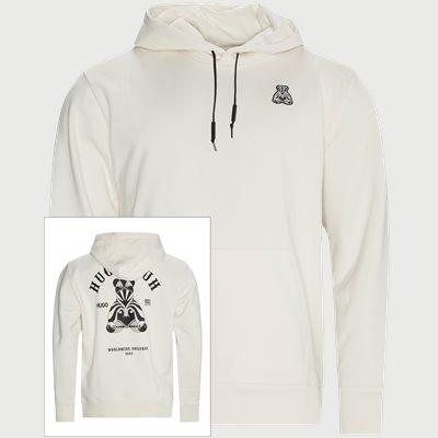 Disho Hooded Sweatshirt Regular | Disho Hooded Sweatshirt | Sand