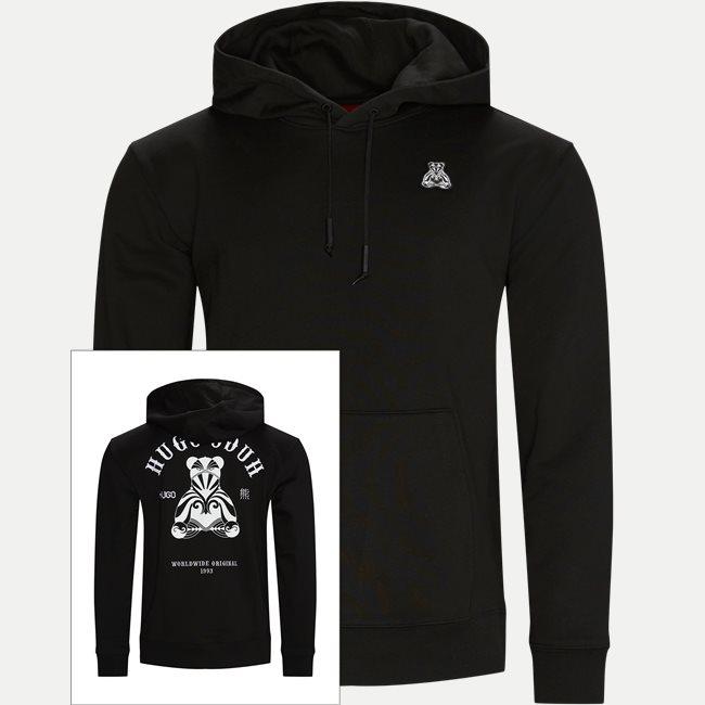 Disho Hooded Sweatshirt