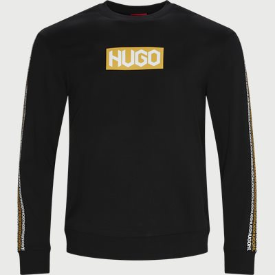 Dubeshi Sweatshirt Regular | Dubeshi Sweatshirt | Sort