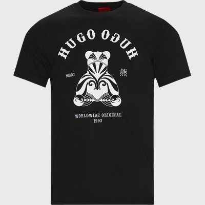 Duto T-shirt Regular | Duto T-shirt | Sort
