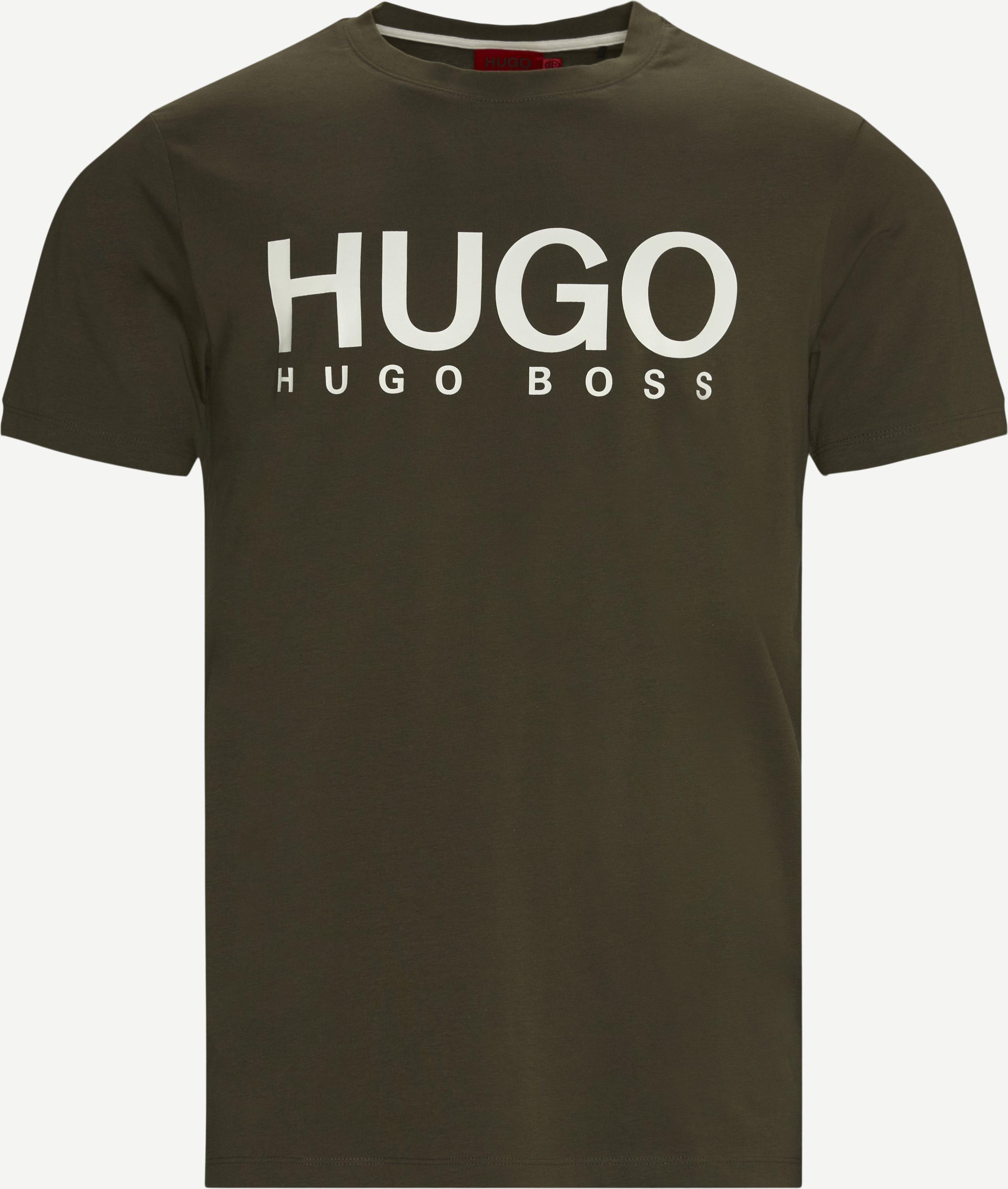 Dolive T-shirt - T-shirts - Regular - Grön