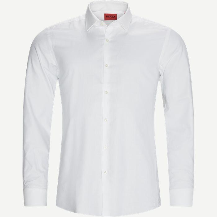 Kenno Shirt - Shirts - Slim - White