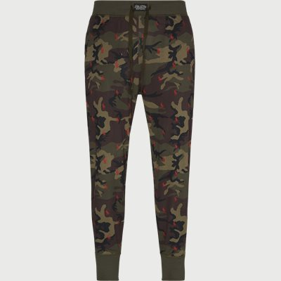 Jersey Jogger Pants Regular | Jersey Jogger Pants | Army