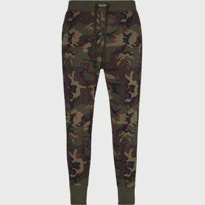 Jersey Jogger Pants Regular fit | Jersey Jogger Pants | Army